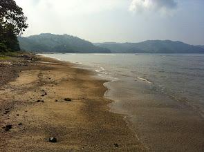 Photo: Playa Belebuk. A unos 4km de la ruta Kalianda-Bakauheni (Sumatra)