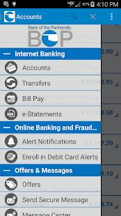 myBOP Mobile Banking- screenshot thumbnail