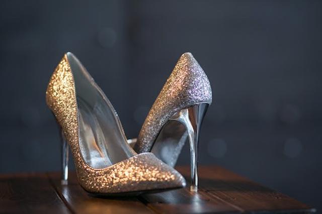 Xi mạ gót giày giúp sản phẩm gót giày trở nên sang trọng hơn