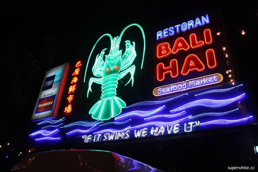 Penang Food Hunt Bali Hai