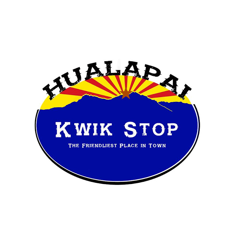 Logo of Hualapai Kwik Stop Happy Pilz