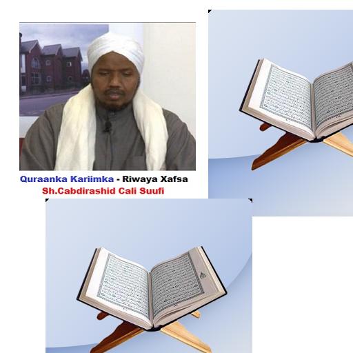 Sh.C.Suufi-Quraanka Somali Icon