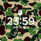A BATHING APE® WatchFace