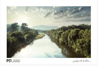 Photo: Raba River (Poland)
