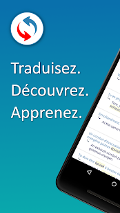 Reverso Traduction en Contexte Capture d'écran