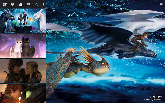 How To Train Your Dragon 3 Hd Wallpapers