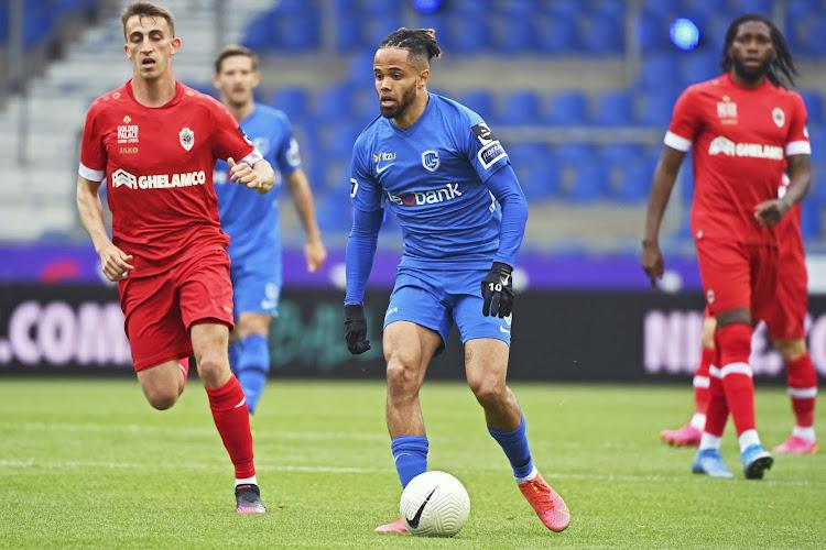 """Theo Bongonda droomt nog steeds van buitenlandse transfer: """"Niet mijn bedoeling om negen jaar in België te blijven"""""""