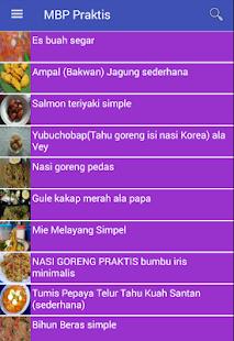 Menu Buka Puasa Praktis - náhled