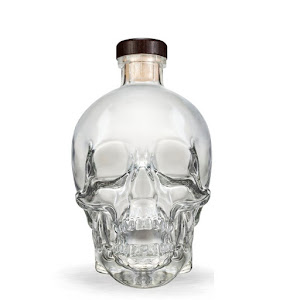 crystal head vodka julhes