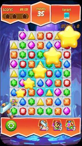 New Diamond Match 3 Games apkmind screenshots 4
