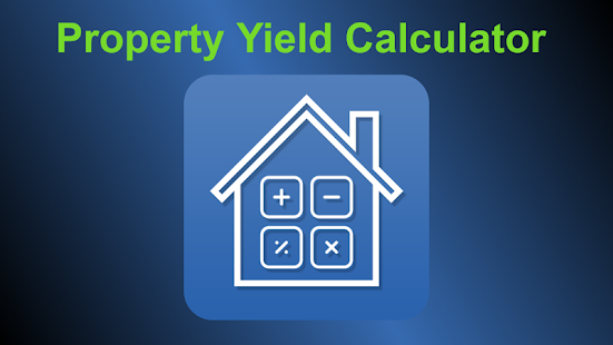 Property Yield Calculator (Unreleased) - náhled