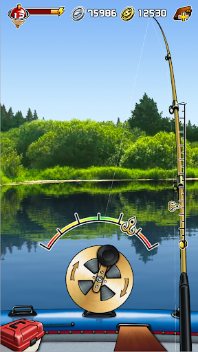 Pocket Fishing apkpoly screenshots 7