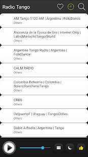 Tango Radio Station Online - Tango FM AM Music