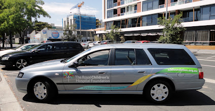 Photo: Vehicle Branding for RCH http://www.decentlyexposed.com.au/autoskin/?p=11250&preview=true
