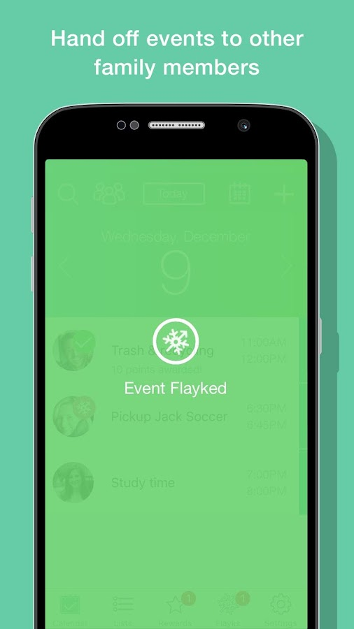 Flayk – Made for your family- screenshot