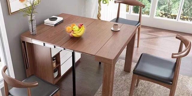 Hãy đến với giuongmanhtung.com để được tư vấn về mẫu bàn ăn xếp gọn độc đáo nhất