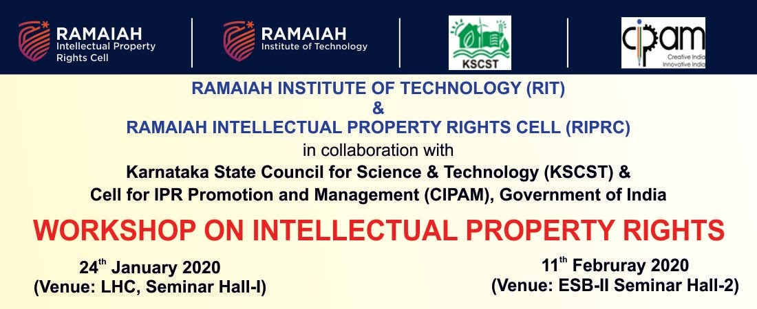 Workshop on Intellectual Property Rights