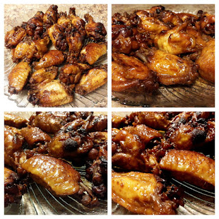 Lemon Teriyaki Wing Sauce Recipes