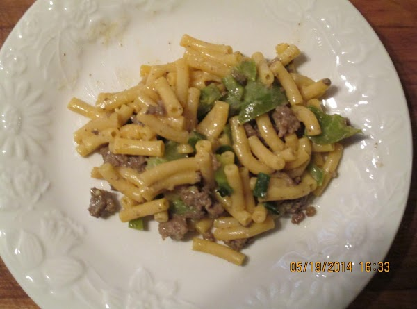 Macaroni & Cheese With The Fixins Recipe
