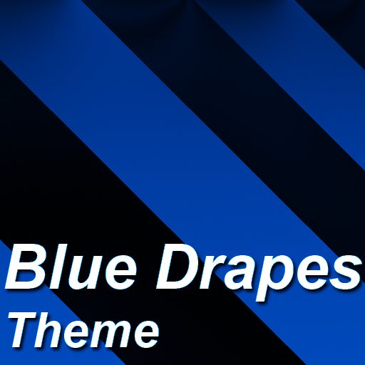 Blue Drapes (Xperia theme)