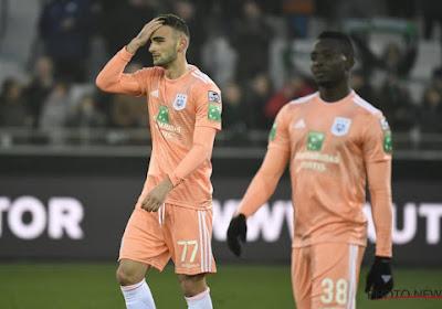 """Kristal Abazaj, le """"flop"""" albanais du RSC Anderlecht"""