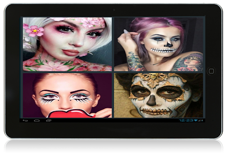 halloween makeup ideas - Android Apps on Google Play