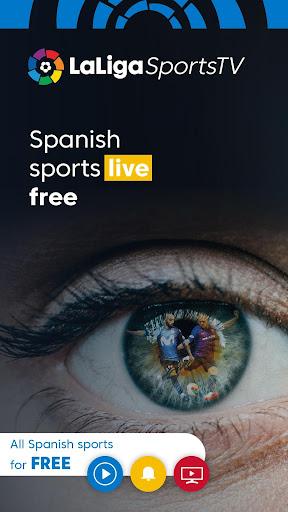 LaLigaSportstv: La Liga Sports TV & Live Streaming 5.2.1 screenshots 1