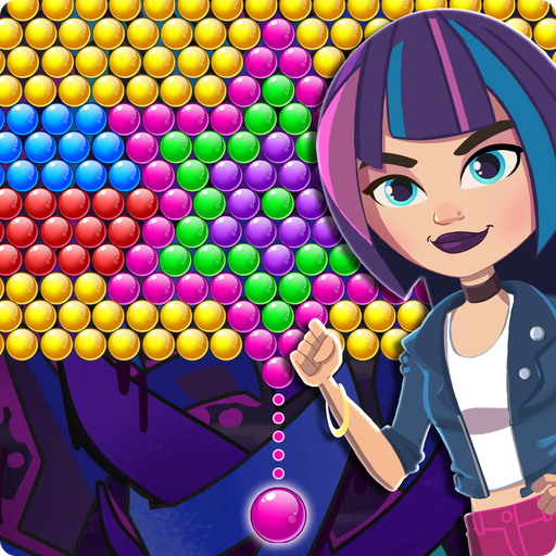 Pop Star Bubbles (game)