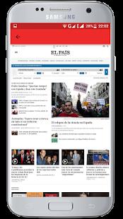 Top Spanish News - náhled