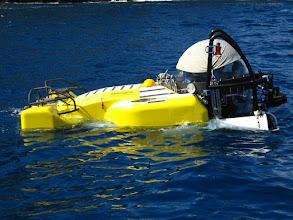 Photo: #023-Le Deep See, il permet d'effectuer des plongées jusqu'à -300m.