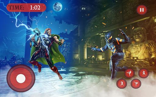 Real Fighting Immortal Gods Ring Arena Battle 3D 2 1.0 screenshots 4