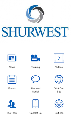 Shurwest Mobile App