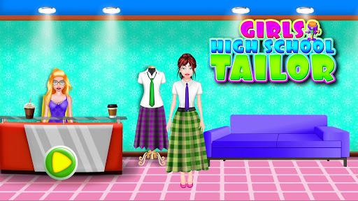 Girls High School Tailor: Little Uniform Boutique 1.0.7 screenshots 12