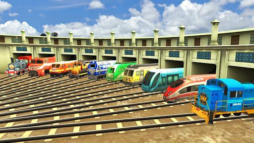 Train Simulator - Free Games  screenshots 4
