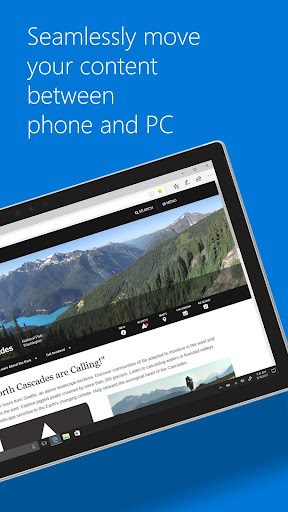 Microsoft Edge 42.0.2.3811 screenshots 2