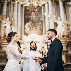 Wedding photographer Julia Normantas (VirgisYulya). Photo of 29.04.2018