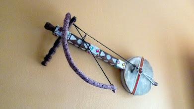 Photo: Instrument der Straßenmusikanten - REBAB genannt
