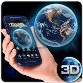 3D Dreamy Earth Natural Theme