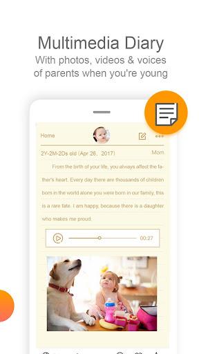 Timehut u2013 Babybook, memories & moments 5.1.9.1 screenshots 5