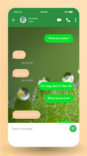 Fake Chat Conversations Maker - náhled