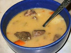 Photo: Zupa z płucek 14