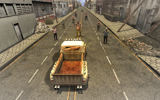 Zombie Fighting Hopeless New Free Shooting Game 3 screenshots 4