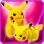 Slide Pikachu Puzzle Games Icon