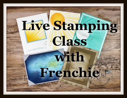 Live Stamping Class With After The Storm