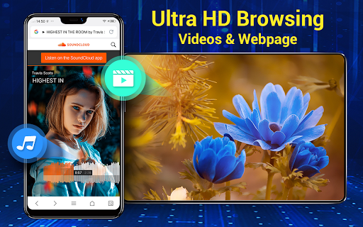 Browser for Android 1.9.1 Screenshots 10