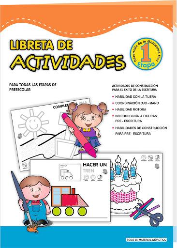 Libreta De Actividades 1 Etapa Libreta de Actividades