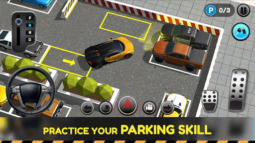 Car Parking Master android2mod screenshots 1