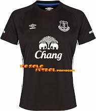 Photo: Everton 2ª * Camiseta Manga Corta