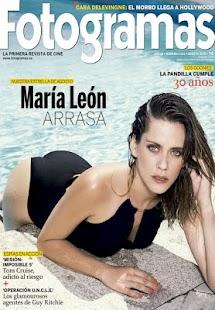 FOTOGRAMAS Revista- screenshot thumbnail