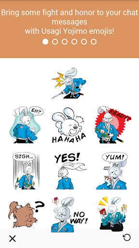 Usagi Yojimbo Emoji